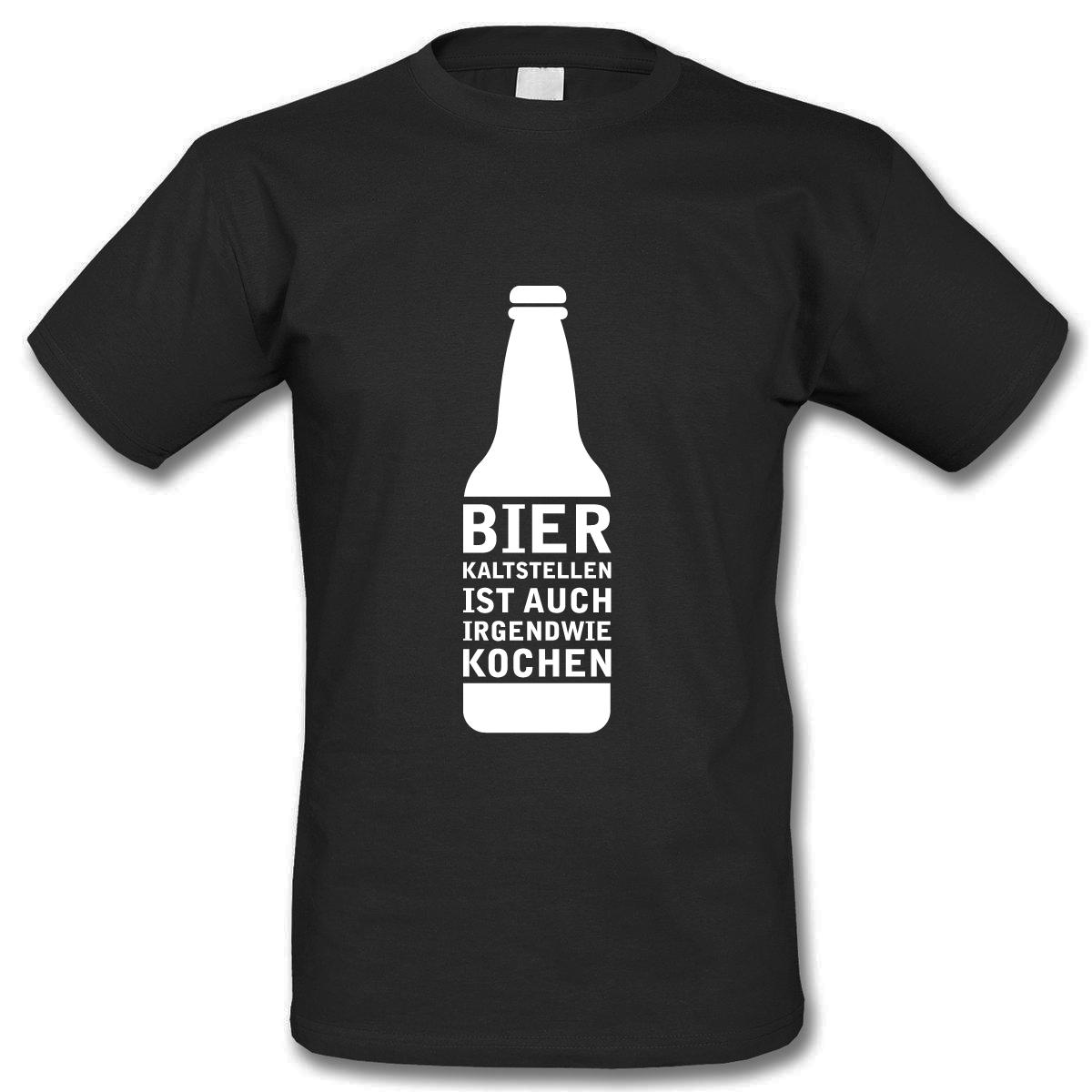 Bier kalt stellen ist auch irgendwie kochen.
