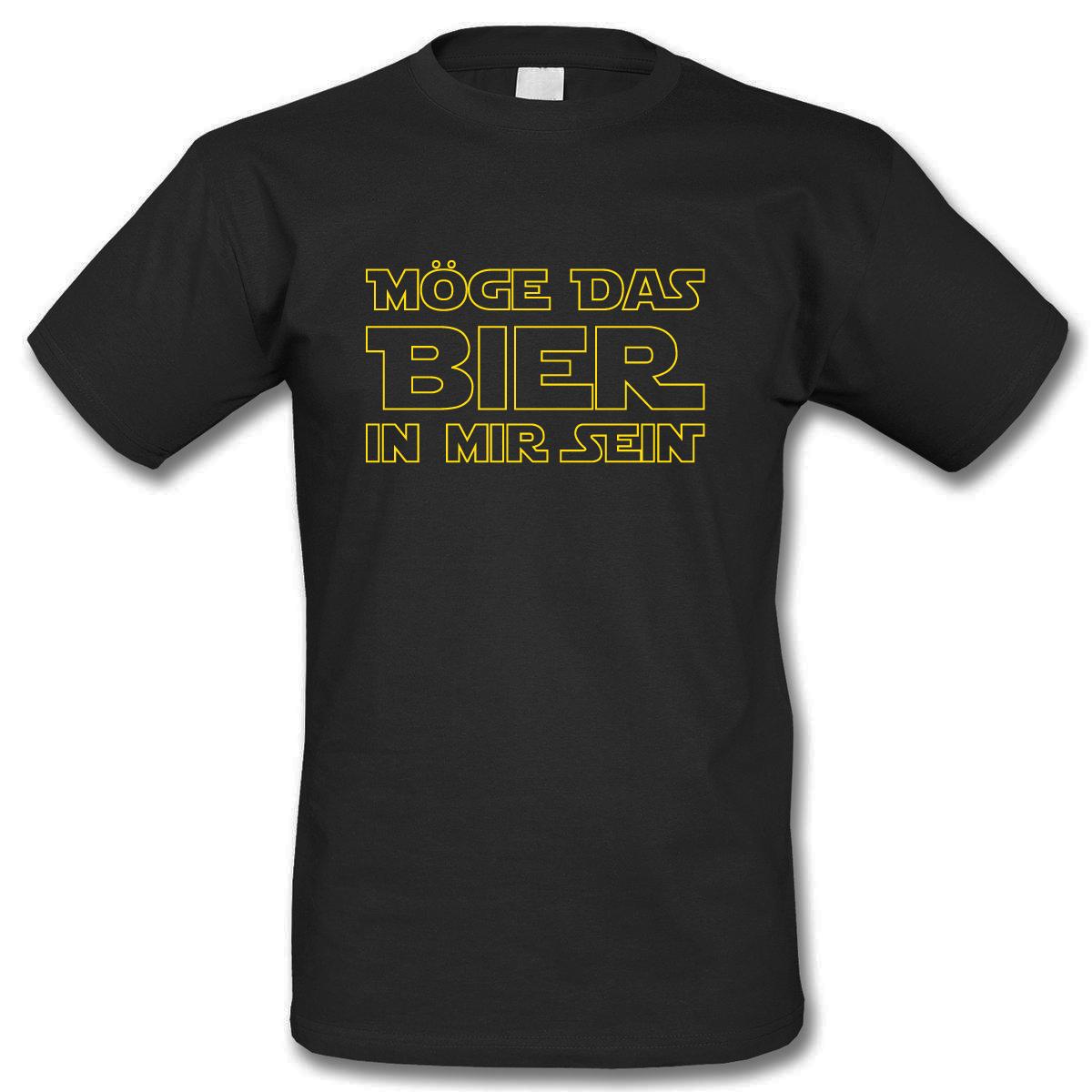 Möge das Bier in mir sein.