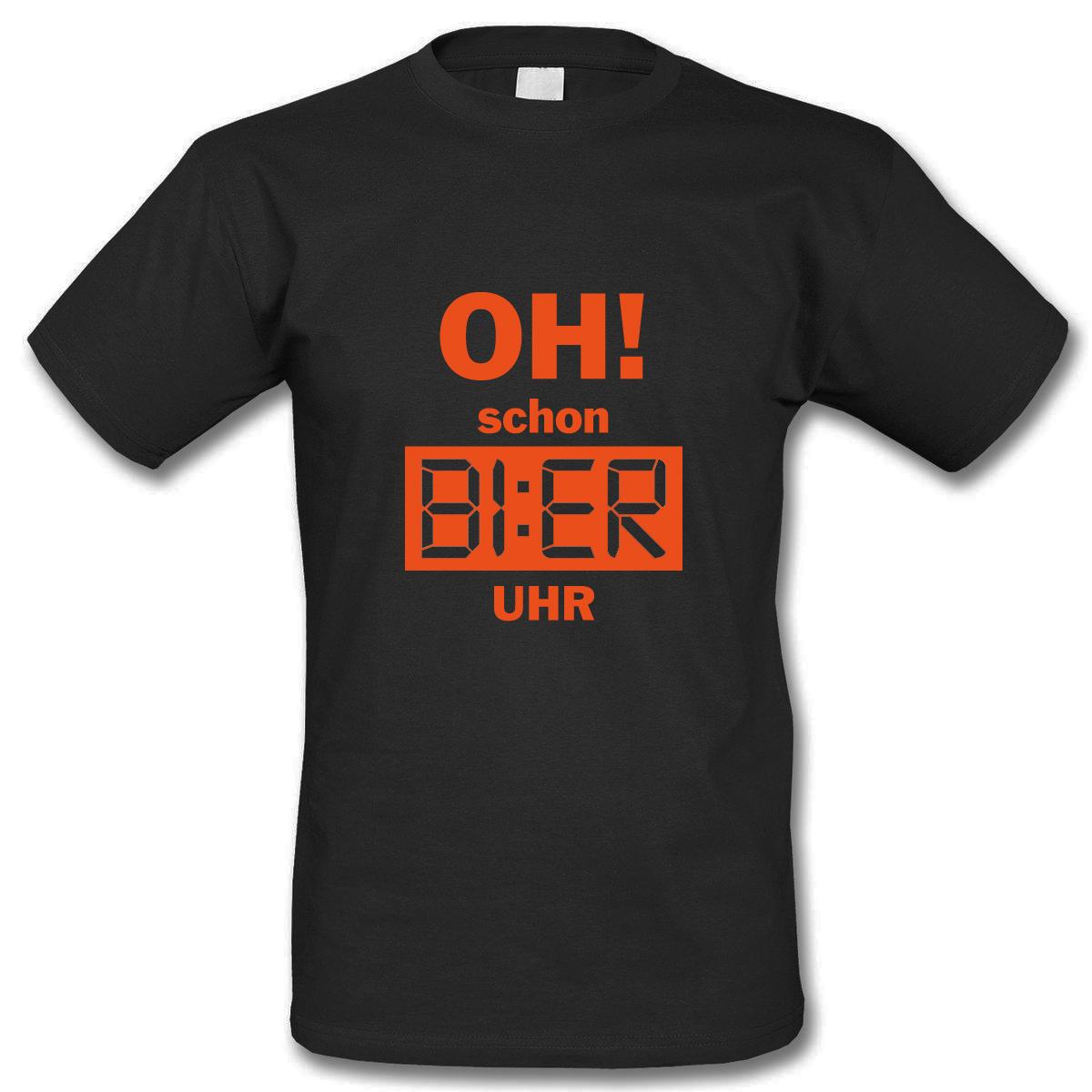 Oh, schon Bier Uhr